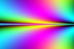 sekcja fractal kolorowa ilustracja wektor