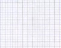 sekcja papierowej Obraz Stock
