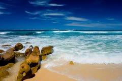 sekret na plaży fotografia royalty free