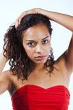 Seksowna afrykańska kobieta Fotografia Stock