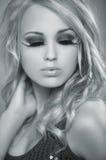 seksowna blond dziewczyna Obrazy Stock
