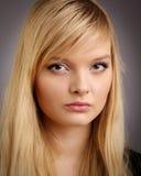 Seksowna blondynki kobieta Fotografia Stock