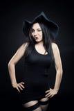 seksowna czarownica Fotografia Stock