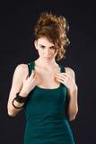 Seksowna dziewczyna Zdjęcie Royalty Free