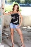 Seksowna dziewczyna Zdjęcia Stock