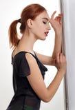 seksowna fashion girl Obraz Stock
