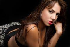 seksowna kobieta zdjęcie stock