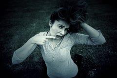 Seksowna młoda dziewczyna Zdjęcia Stock