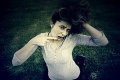 Seksowna młoda dziewczyna Obraz Royalty Free