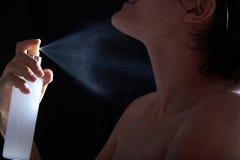 seksowna pachnidło kobieta zdjęcia royalty free