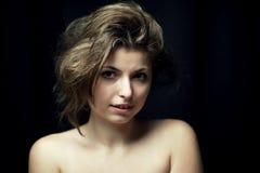 seksowna piękna dziewczyna Fotografia Stock