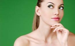seksowna portret kobieta zdjęcia royalty free