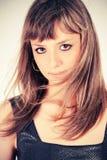 seksowna portret kobieta Fotografia Royalty Free