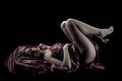 seksowna prawdziwa kobieta Zdjęcie Stock