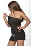 Seksowna suknia Zdjęcia Stock
