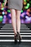 Seksowne długie nogi Zdjęcie Stock
