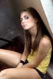 seksowne kobiety młode piękności Zdjęcia Stock