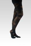 Seksowne nogi w rajstopy Zdjęcia Stock