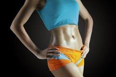 Seksowny kobiety ciało Obraz Stock