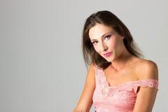 Seksowny piękny kobieta portret Obraz Stock