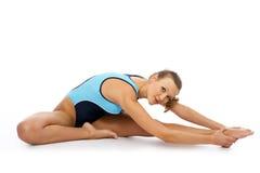 seksowny sprawność fizyczna instruktor Zdjęcie Royalty Free