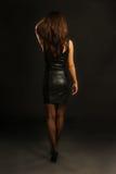 Seksueel meisje Royalty-vrije Stock Foto's