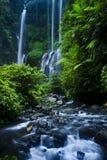 Sekumpul vattenfall Royaltyfri Fotografi