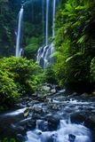 Sekumpul Waterfall. Sekumpul vilage bali sekumpul waterfall Royalty Free Stock Photography