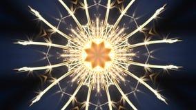 Sekwencji grafika ornamentów stubarwni wzory zbiory wideo