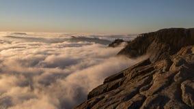 Sekwoja parka narodowego Morro skała zdjęcie stock
