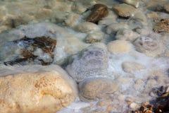 Sel de mer morte Image stock
