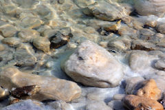 Sel de mer morte Photographie stock libre de droits