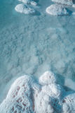 Sel de mer morte photo stock