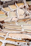 sel de mine traditionnel Images libres de droits