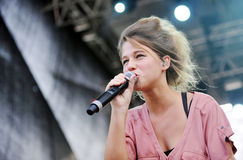 Selah Sue Stock Photo