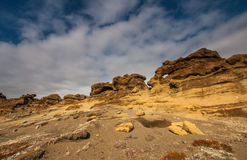 Selalda,冰岛 免版税库存照片