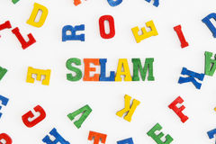 Selam Royalty Free Stock Images