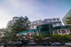 SELANGOR - 18. MAI: Dieses ist neue Einkaufszentrumanruf Reich-Einkaufsgalerie am 18. Mai 2012 in subang jaya, Selangor, Malaysia Lizenzfreie Stockfotografie