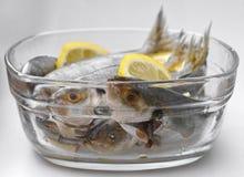 Selar kuning fish Stock Photo