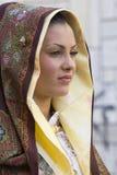 SELARGIUS, ITALIË - September 14, 2014: Vroeger huwelijk Selargino - Sardinige Royalty-vrije Stock Foto's