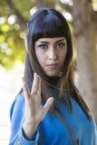 SELARGIUS, ITALIA - 19 ottobre 2014: Il giardino incantato in cosplay - seconda edizione - la Sardegna Fotografia Stock Libera da Diritti