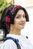SELARGIUS, ITALIA - 13 settembre 2015: Precedente matrimonio Selargino - Sardegna Fotografie Stock