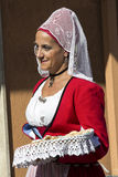 SELARGIUS, ITALY - 2014 September 14: Former marriage Selargino – Sardinia royalty free stock images