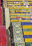 Selaron Steps in Rio Royalty Free Stock Photo