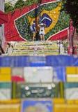 Selaron Steps in Rio Stock Photography