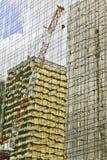 Selbst-Gebäude Stockfotografie