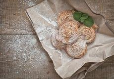 Selbst gemachte Bäckerei Lizenzfreies Stockbild