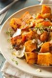 Selbst gemachte gekochte Süßkartoffel Lizenzfreies Stockbild