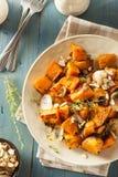 Selbst gemachte gekochte Süßkartoffel Lizenzfreie Stockfotos