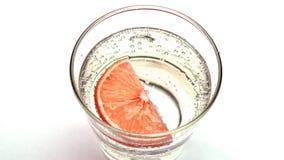 Selbst gemachte Limonade mit frischen Zitrusfrüchten Lizenzfreie Stockfotos